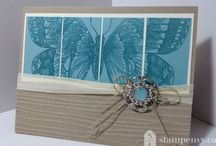 Stampin' / Creative ideas of cards and such to use with stamps. / by Carol Bradley-Messier