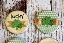 St Patrick's Day Ideas/Crafts / by Dawn Damron