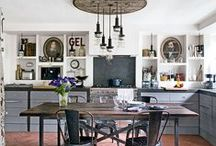 Home: Kitchen / by Malia Fred