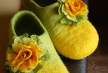 Crafts - Wool Crafts & Felting / by Georgia Blaylock