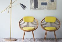 Vintage style / Some of these objects and interiors are vintage, some just look it!