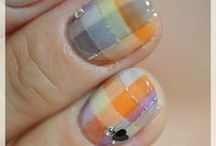 Tips and Toes / The ONE thing that can look good, the older I get. Kids, please do my nails when I'm too old to care! / by Norma Asbury