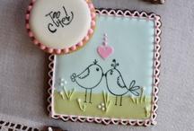 Designer Cookies / Cookies / by Tiffany Green