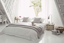 bedrooms / by Joanna Swanson