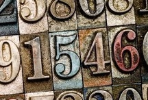 Numbers / by Maureen @ Cottage 960