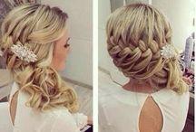 hair / by Ashley Nielsen
