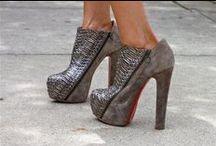 Shoes / Queen Bee of Beverly Hills - Heels and more heels