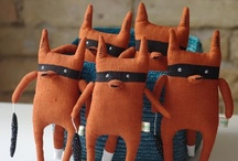 Crafts | Stuffed & Felted Toys