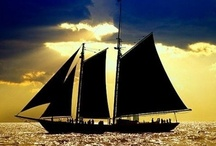 Sailing Away... To Another World... To Another Time...