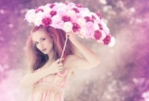 A Lady And Her Parasol