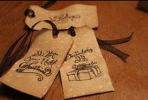 Christmas Tags / by Dawn Damron