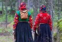World | Folk Costumes