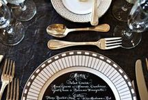 Parties | Table Setting