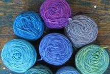 Knitting: Colour Inspiration
