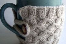 Knitting: For the home