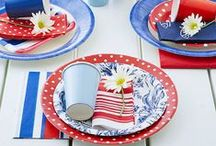 Holidays - 4th of July / decorations, food and ideas / by Debbie Sedersten