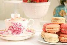 Tea-aholic  / My new obsession, tea.