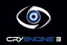 3D CryEngine / by Siem-yi - Infografía - 3D