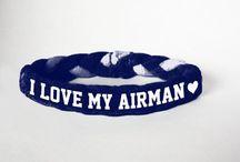Air Force Girlfriend / by Meghan Carter