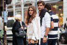 Olivia Palermo Style / Olivia Palermo: Stylish, fashionable, and utterly fabulous.