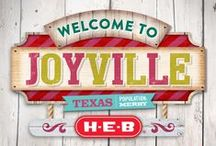 Joyville Dinner Party / We've partnered with 5 Texas bloggers to share inspiring holiday ideas for decor, drinks, appetizers, entrees and desserts.  / by H-E-B