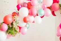 Parties, Tablesettings and Gatherings / Gatherings of all types and their decorations.