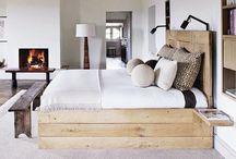 Dormitorios - bedrooms / A dormir