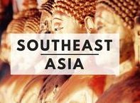 Southeast Asia / One stop shop for anyone looking for travel tips or inspiration for your next trip to Southeast Asia!