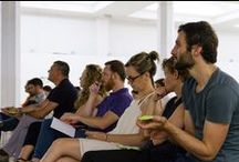 Macedonia Pitch 2016 / El formato de las presentaciones seguía el modelo de Elevator Pitch que consiste en dar un discurso suficientemente atractivo como para convencer a tu interlocutor de que compre tu idea en el breve periodo de tiempo que duraría un trayecto de ascensor (aproximadamente dos minutos).