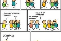 Cyanide and Happiness / Best comic strips ever!