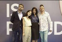 El IED Madrid y Samsung presentan el primer Fashion Film 360 en MBFWM 2015 / Showroom Samsung EGO ha acogido la presentación de Fragments, el primer Fashion Film 360º estereocópico y binaural presentado en MBFWM. Un proyecto patrocinado por el IED Madrid de la diseñadora Sonia Carrasco, diseñadora de moda formada en IED Moda Lab Madrid.