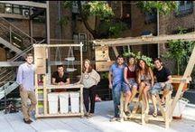 El Master of Product Design Labs proyecta Biotic City: la ciudad entendida como un sistema biológico / El Master of Product Design Labs ha llevado a cado distintos talleres agrupados en el workshop Biotic City organizado por Pez Estudio, una célula creativa de arquitectos que desarrolla proyectos de urbanismo, arquitectura, diseño y acción-investigación.