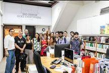 El Master of Communication Design Labs viajan a Singapur / En los Masters of Design and innovation se busca la inmersión de los alumnos en un ambiente de creatividad, emprendimiento e innovación, ¿y qué mejor oportunidad de absorber nuevos conocimientos y experiencias para el Master of Communication Design Labs que visitando Singapur? La ciudad asiática que es centro neurálgico de innovación, clasificada en octava posición en el Global Innovation Index.