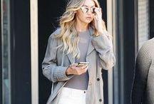 Gigi Hadid Style / Gigi Hadid, the definition of fashion.