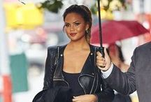 Chrissy Teigen Style / Chrissy Teigen: The Queen of Style, Class, and Sass.