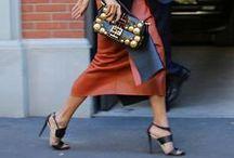 Street Style: New York / Fashion Street Styles in New York City - New York Fashion Week.