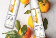 DERMA E Products / Healthy is beautiful, inside and out. #dermae is 100% vegan, cruelty-free & GMO-free.