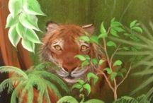 Murals & Paintings