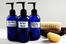 Bath, Laundry & Beauty Products