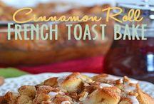 Bread and Breakfast / Breads, rolls, breakfast type foods...