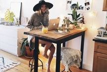 My lifestyle ambient / my inspiration for personal-intimate spaces