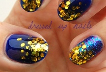 Oh the nails / by Coleen Bertram