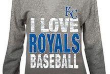 MLB Love! / I Love my Kansas City Royals!!!