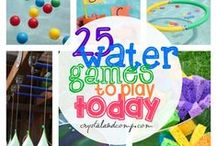 Summertime Fun! / Ideas and fun for the summer!
