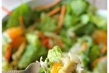 Food ~ Salads