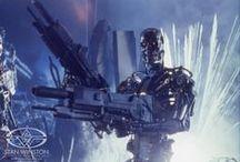 Terminator / by Stan Winston School