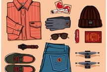 """My Style / Gear. All Kinds. In constant contemplation of the difference between """"fashion"""" + """"style"""". / by Jason Reyes"""