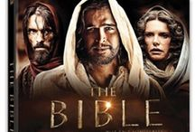 ✞ The Bible ✞ ~ TV Series on History Channel / The Bible comes to life in The History Channel's epic new series. From Genesis to Revelation, these unforgettable stories unfold through live action and cutting-edge computer-generated imagery, offering new insight into famous scenes and iconic characters. Created by producer Mark Burnett and featuring an international cast that includes Roma Downey, this 10-hour docudrama explores the sacred text's most significant episodes. Sunday 8EST/7C on History Channel 
