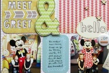 All  disney scrapbook and project life / by Starr Adams-Reynolds
