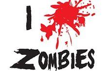 I love Zombies, Pirates, Mermaids, & Unicorns.. All things Fantasy :) / by Jessica Davidson